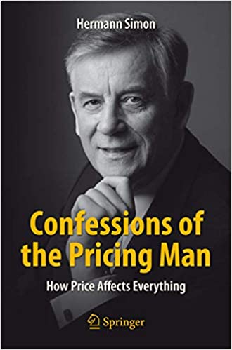 Confessions of a Pricing Man