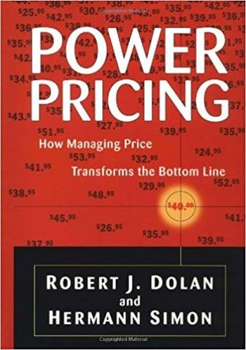 power pricing managing price