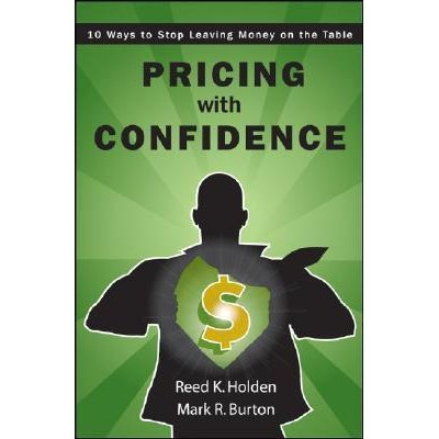 pricing with confidence book