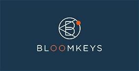 Bloomkeys logo