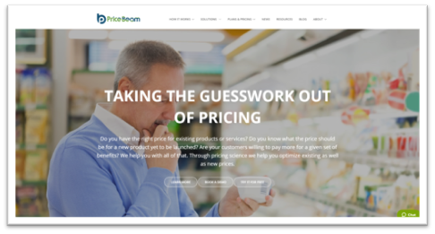 Taking the guesswork out of pricing