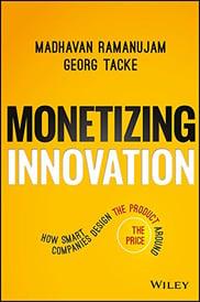 Monetizing Innovation.