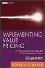 Implenting Value Pricing