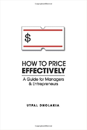 How to Price Effectiveley