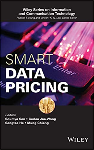 Smart Data Pricing Image Book Cover